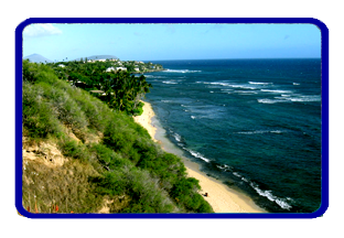diamond head beach lookout