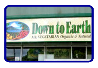 Down to Earth Organic Super market