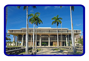 Honolulu state capitol