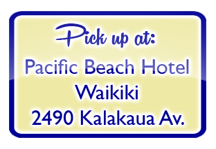 Pick up your bike at pacific beach hotel