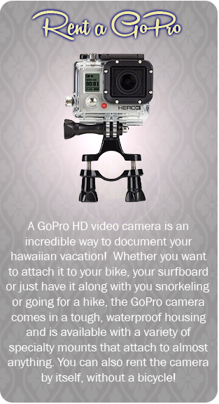 rent a gopro hd camera in waikiki